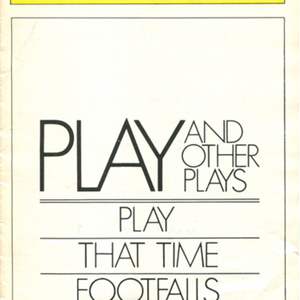 """Play and Other Plays"""