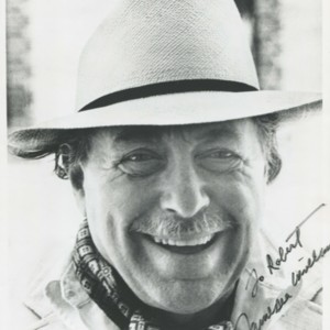 Publicity photograph of Tennessee Williams, circa early 1970s