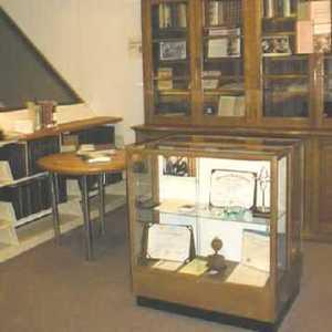 Viktor Hamburger Exhibit Case 1