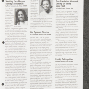 <em>Ervin News</em> articles