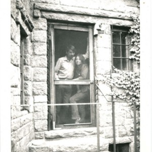 Robert and Bobbie Louise Hall Creeley