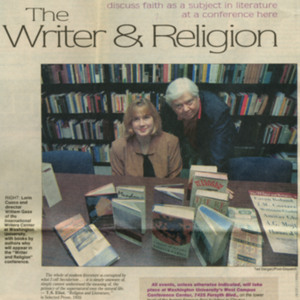 """The Writer and Religion"" by Jabari Asim"