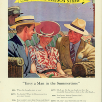 Step out with a Stetson Straw