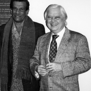 Derek Walcott and William Gass