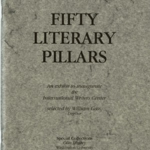 <em>A Temple of Texts: Fifty Literary Pillars</em>