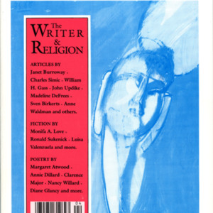 <em>New Letters: A Magazine of Writing & Art</em>, vol. 60, no. 4 (1994)