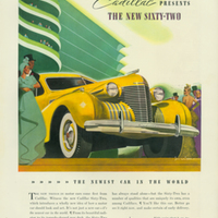 Cadillac Presents the New Sixty-Two
