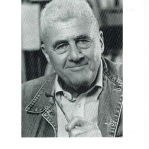 Invitation for poetry reading by Howard Nemerov at Matt Garrett's in Boston, Massachusetts, sponsored by Washington University in St. Louis alumni and development, March 12, 1989