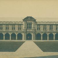 Exterior of Ridgley Library