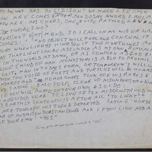 Merrill Ouija Notebook Material 125.2961