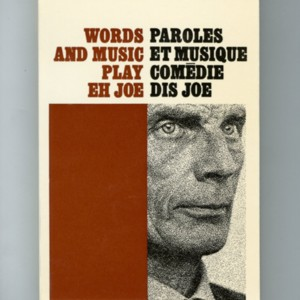 <em>Words and Music/Paroles et musique, Play/Com&eacute;die, Eh Joe/Dis Joe</em>
