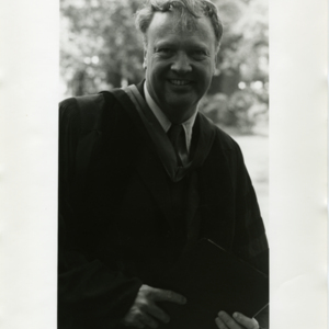 James Dickey as Phi Beta Kappa poet at Harvard University
