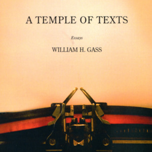 <em>A Temple of Texts: Essays</em> Paperback Cover
