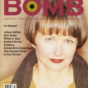 """William Gass"" interview by Jan Garden Castro<em> </em>for<em> BOMB</em>"