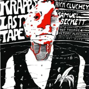 "<p class=""p1""><em>Krapp's Last Tape</em> poster</p>"