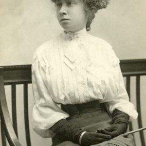 Mary's mother, Isabella Wickenhauser.