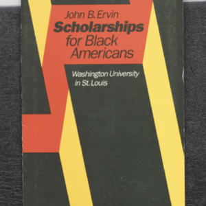 John B. Ervin Scholarship for Black Americans