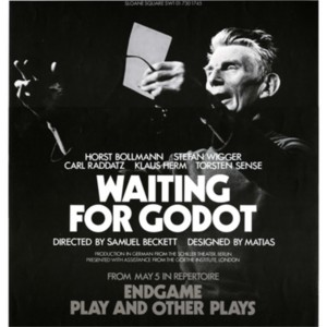 <em>Waiting for Godot</em> directed by Samuel Beckett