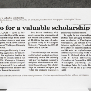 """Go for a valuable scholarship"""