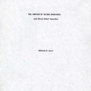 """""""A Master of Sweet Revenges"""" - Letter and Title Page"""
