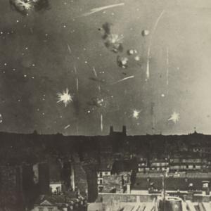 Bombs over Paris