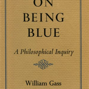 <em>On Being Blue</em> - First Edition Dust Jacket