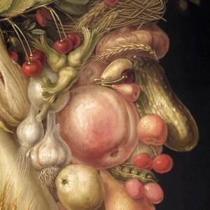 Summer (1563) - Detail