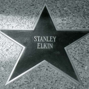 Stanley Elkin's star on the St. Louis Walk of Fame
