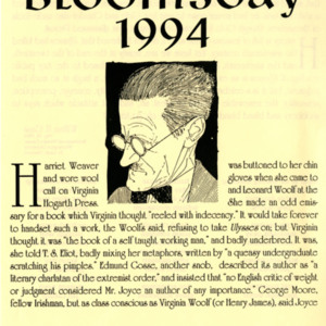 Bloomsday 1994