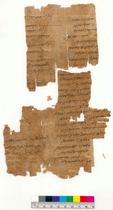Epikrisis and Eiskrisis List (recto); Hearing before the Prefect Appius Sabinus (verso).